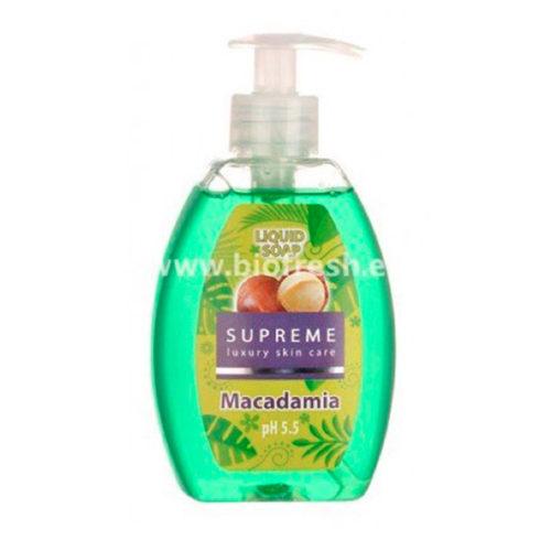 Jabón Líquido con Aceite de Macadamia Biofresh Cosmetics