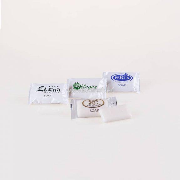 Jabón personalizado bolsita individual 12 gr