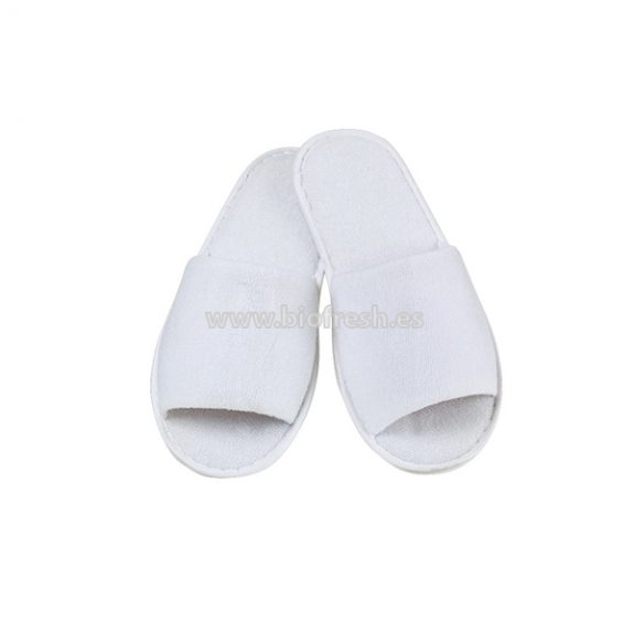 Zapatillas personalizadas para hoteles